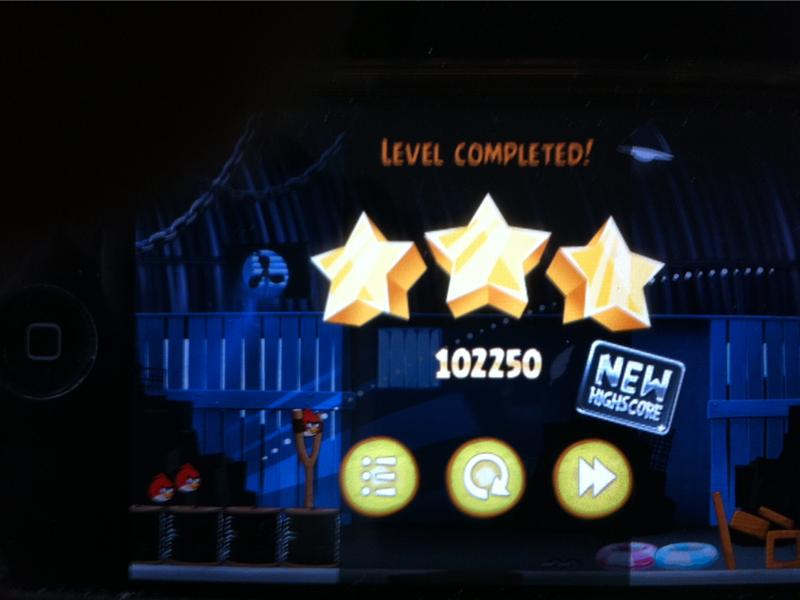 Highest Score On Level 2-1 Of