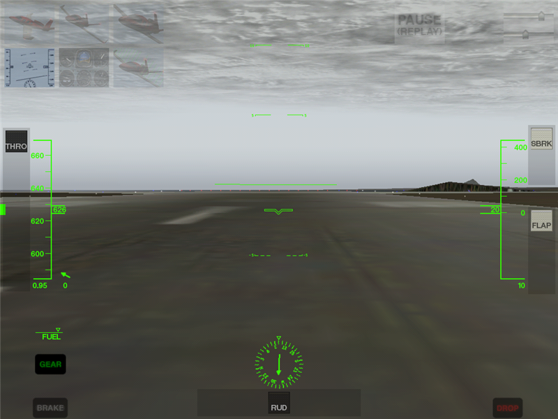 Fastest Ground Speed On A Runway In